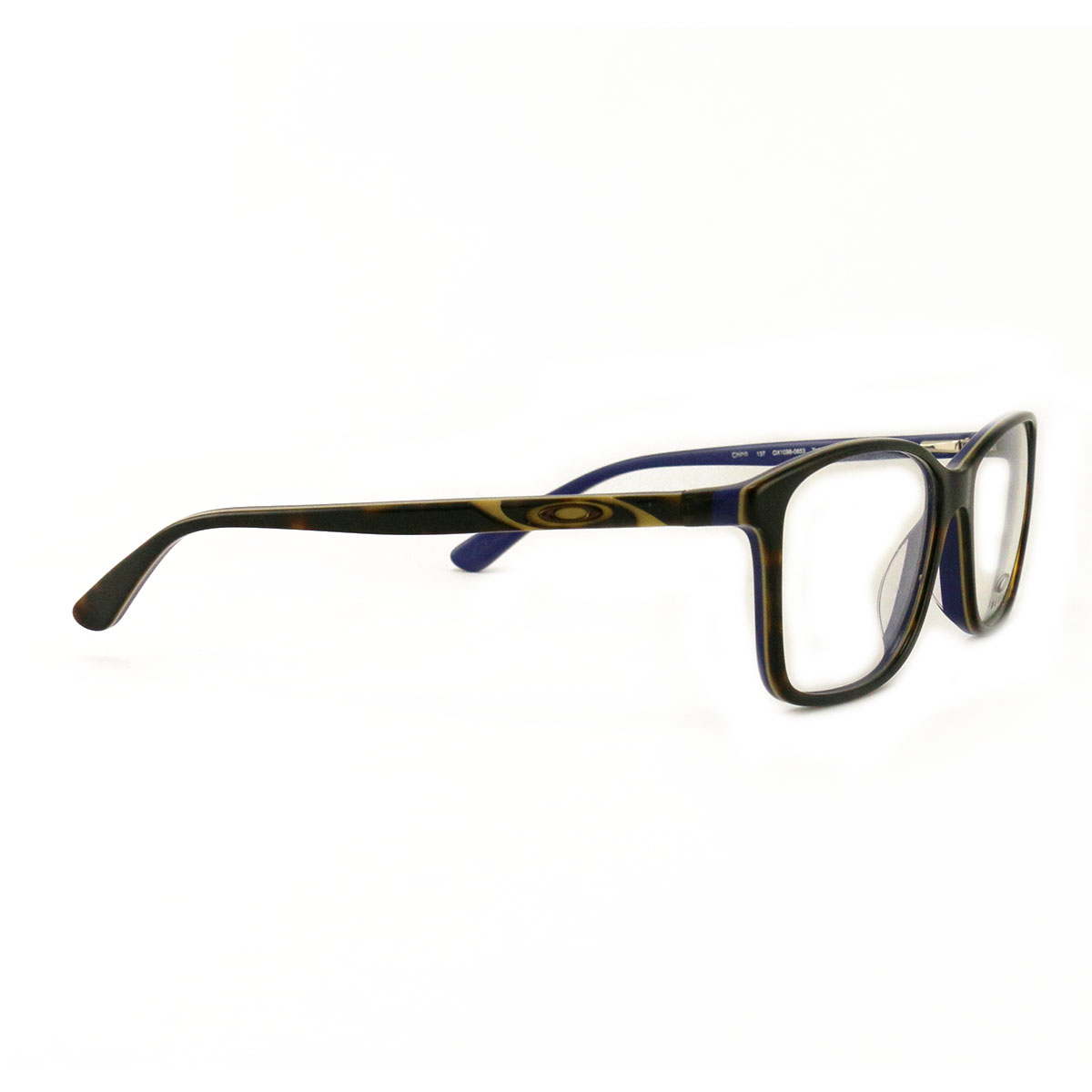 638eb0531cd Oakley Tortoise Night Eyeglasses OX1098-06 Demo Lens 53 15 137 ...