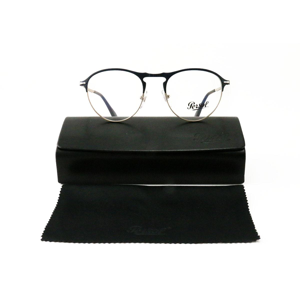37c1186fbc Details about Persol Eyeglasses PO7092V 1073 Blue 50 19 145