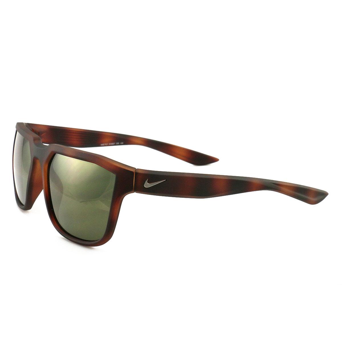 a0f6d62e9ac Nike Fly Sunglasses EV0927 205 Matte Tortoise Gren Gun 57 18 150