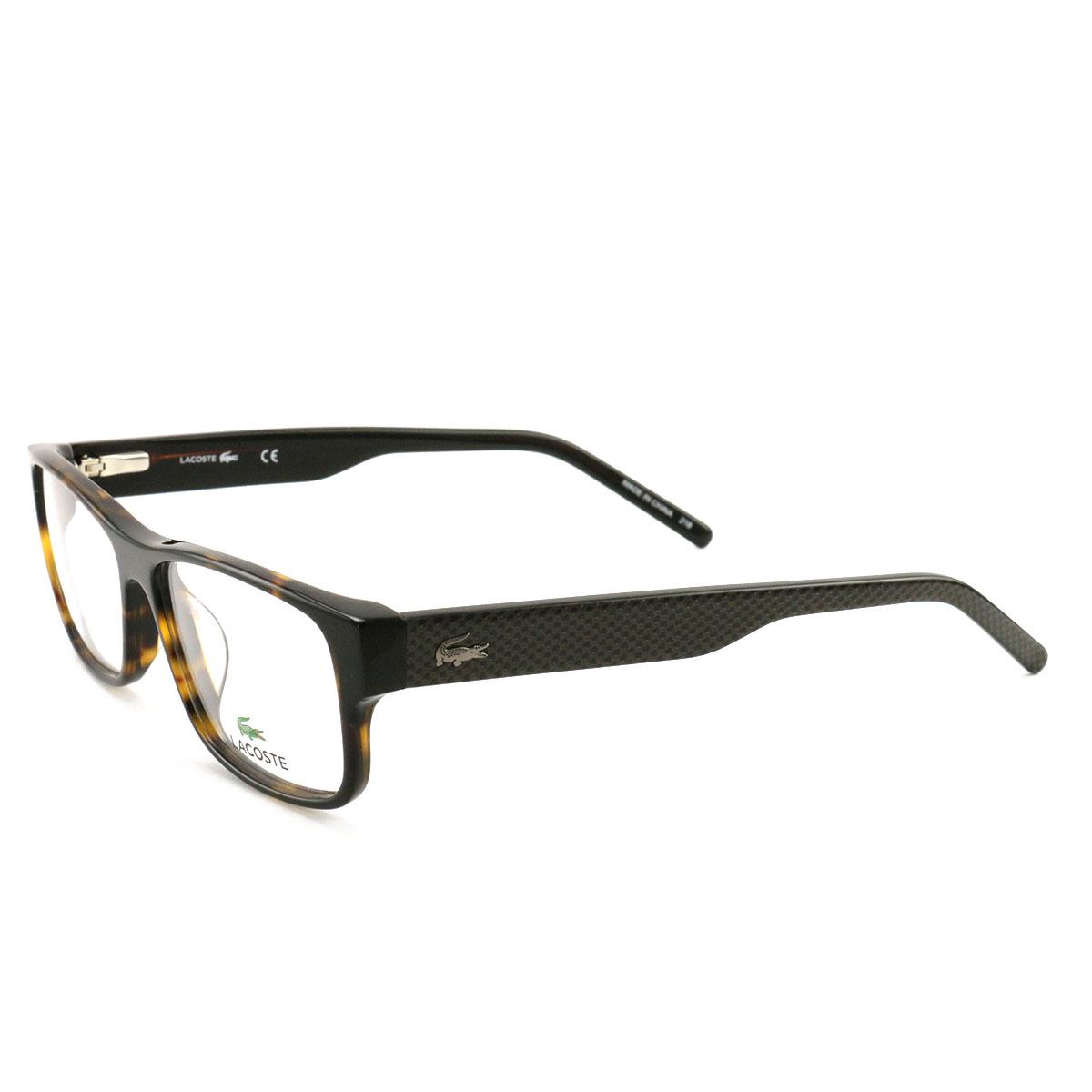 4e03a588dcd Lacoste Eyeglasses L2660 214 Havana 53 15 140 Demo Lens 883121877238 ...