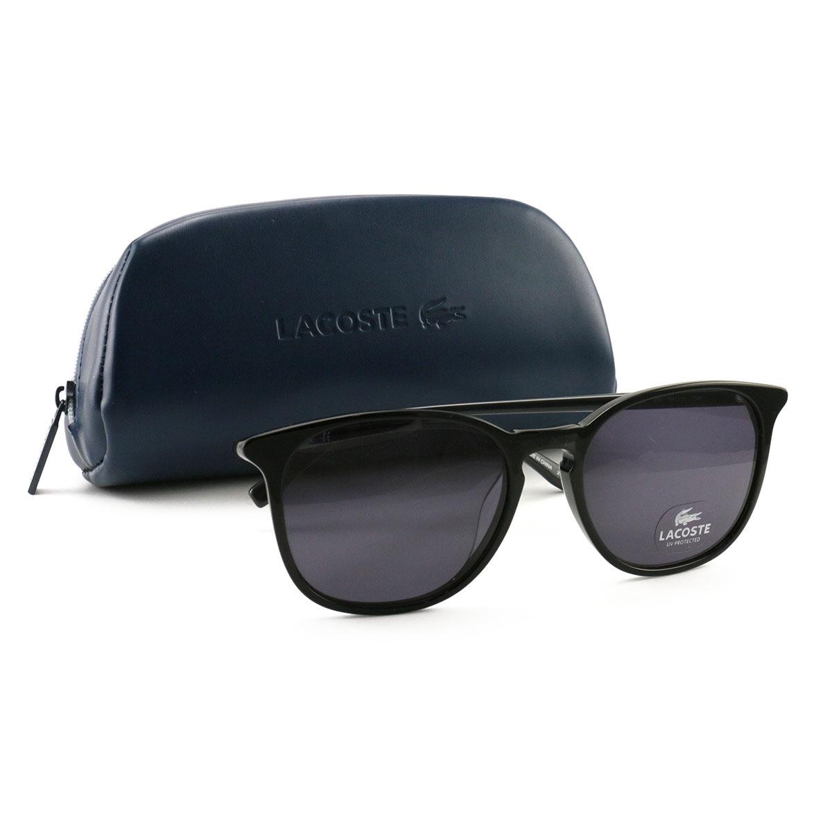 7362fac3d1fd Lacoste Sunglasses L813S 001 Black 54 18 140 886895245418