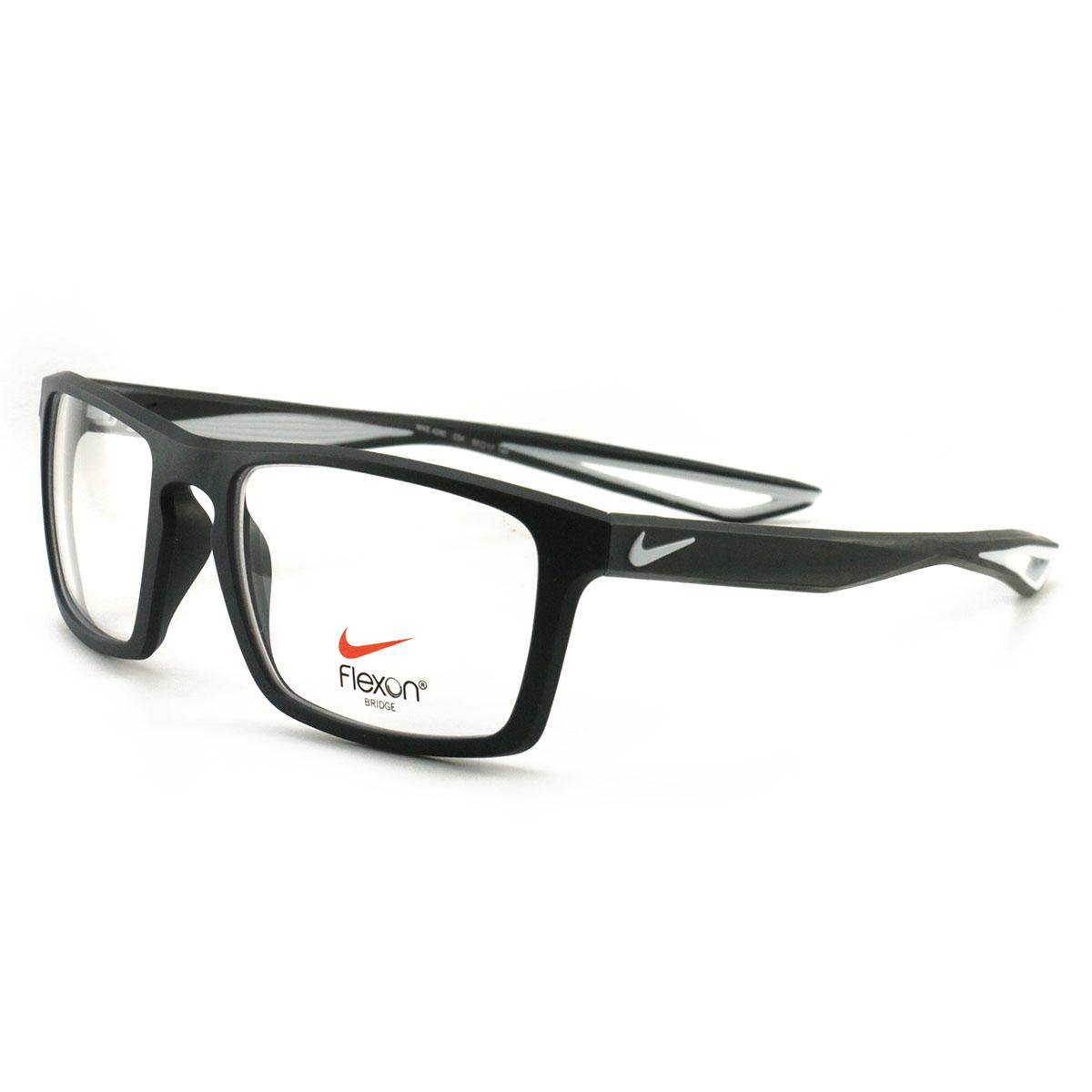 4ded903306395 Nike Men's Eyeglasses EV4280 034 Obsidian 53 17 140 Demo Lens ...
