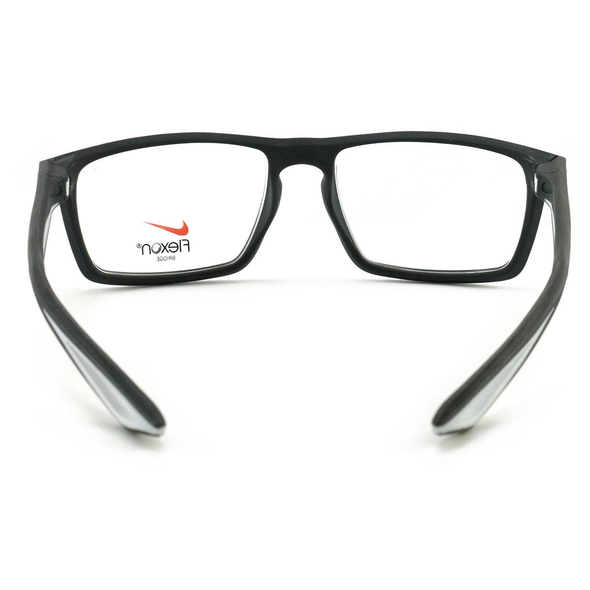 180d3cbc64 Nike Men s Eyeglasses EV4280 034 Obsidian 53 17 140 Demo Lens ...