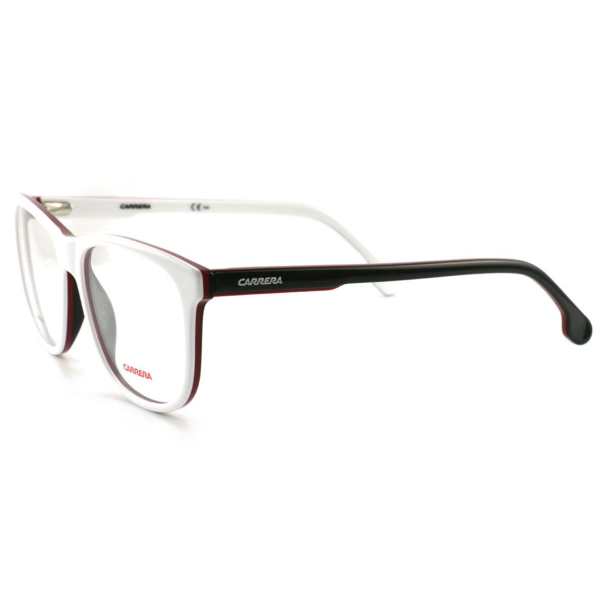 67d73472c2 Carrera Women s Eyeglasses CA1105V VK6 White 53 17 145 Demo Lens ...