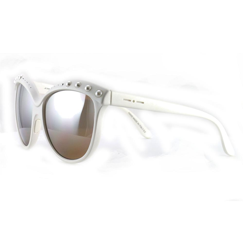 Italia Independent Women/'s Sunglasses II0214 SME Gold 63 15 140
